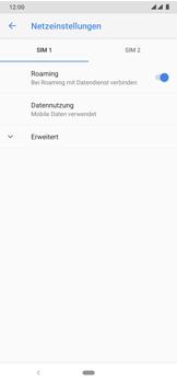 Nokia 7.2 - Internet und Datenroaming - Deaktivieren von Datenroaming - Schritt 7