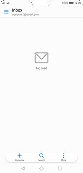 Huawei P20 Pro - E-mail - manual configuration - Step 3