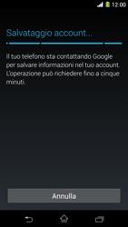 Sony Xperia Z1 - Applicazioni - Configurazione del negozio applicazioni - Fase 20