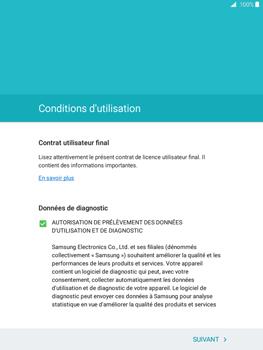 Samsung Galaxy Tab A - Premiers pas - Créer un compte - Étape 5