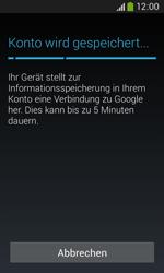 Samsung G3500 Galaxy Core Plus - Apps - Konto anlegen und einrichten - Schritt 22