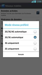 LG Optimus F5 - Internet et connexion - Activer la 4G - Étape 7