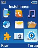 Samsung E2370 Megacell - Buitenland - Bellen, sms en internet - Stap 3