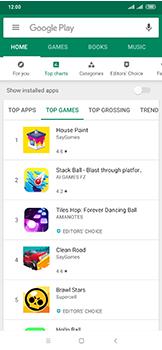 Xiaomi Mi Mix 3 5G - Applications - Installing applications - Step 6