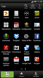 HTC One S - Internet e roaming dati - Configurazione manuale - Fase 17