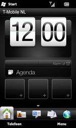 HTC T8585 HD II - handleiding - download gebruiksaanwijzing - stap 1