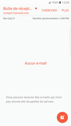 Samsung Galaxy S7 Edge - E-mail - configuration manuelle - Étape 5
