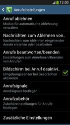 Samsung I9195 Galaxy S4 Mini LTE - Anrufe - Anrufe blockieren - Schritt 6