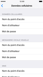 Apple iPhone SE - Internet - Configuration manuelle - Étape 7