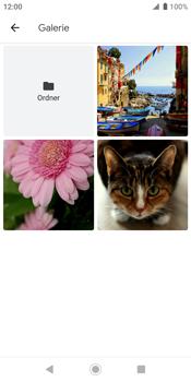 Sony Xperia XZ2 - Android Pie - MMS - Erstellen und senden - Schritt 15