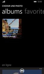 Microsoft Lumia 435 - E-mail - Envoi d