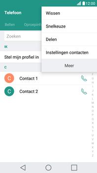 LG K520 Stylus 2 DAB+ - Contacten en data - Contacten kopiëren van toestel naar SIM - Stap 5