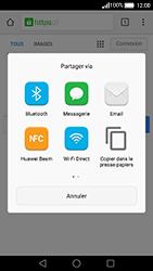 Huawei Nova - Internet - navigation sur Internet - Étape 21