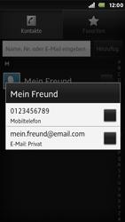 Sony Xperia U - MMS - Erstellen und senden - 9 / 19