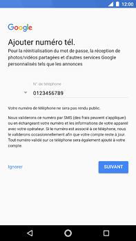Nokia 6 (2018) - Applications - Créer un compte - Étape 14