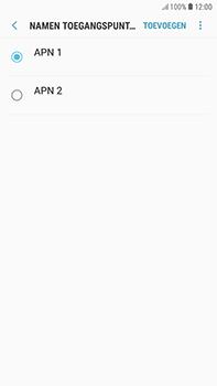 Samsung Galaxy J4 - Internet - buitenland - Stap 18