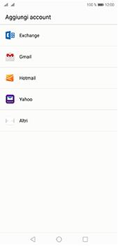 Huawei P20 Pro - E-mail - configurazione manuale - Fase 4