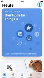 Apple iPhone 8 - Apps - Löschen und wiederherstellen von vorinstallierten iOS-Apps - 7 / 13