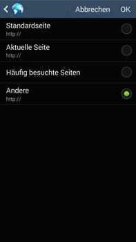Samsung Galaxy Note 3 LTE - Internet - Manuelle Konfiguration - 25 / 28