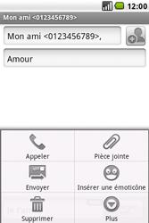 LG GW620 - MMS - envoi d'images - Étape 9