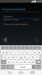LG D722 G3 S - Apps - Konto anlegen und einrichten - Schritt 10