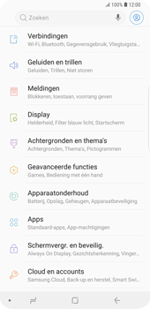 Samsung Galaxy S9 Plus - internet - data uitzetten - stap 4