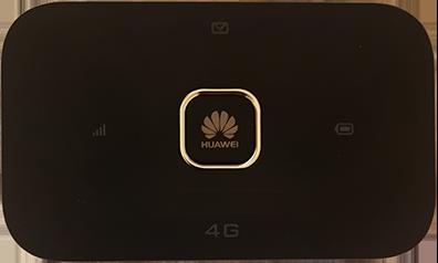 Huawei E5576 - Premiers pas - Comprendre les icônes affichés - Étape 4