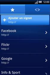 Sony Xperia X8 - Internet - Navigation sur Internet - Étape 11