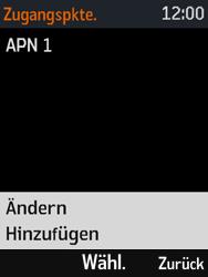 Nokia 3310 - Internet - Apn-Einstellungen - 11 / 22