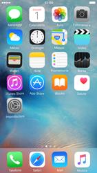 Apple iPhone 6 iOS 9 - Operazioni iniziali - Personalizzazione della schermata iniziale - Fase 8