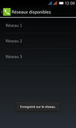 Alcatel One Touch Pop C3 - Réseau - Sélection manuelle du réseau - Étape 13
