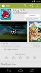 LG Google Nexus 5 - Apps - Herunterladen - 1 / 1