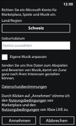 Nokia Lumia 800 / Lumia 900 - Apps - Einrichten des App Stores - Schritt 14