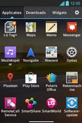 LG E610 Optimus L5 - Internet - aan- of uitzetten - Stap 3