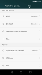 Huawei Ascend G7 - Internet - activer ou désactiver - Étape 4