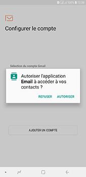 Samsung Galaxy J6 Plus - E-mails - Ajouter ou modifier un compte e-mail - Étape 5