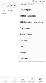 Samsung Galaxy J7 (2017) - Internet - Manual configuration - Step 25