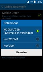 Samsung G318H Galaxy Trend 2 Lite - Netzwerk - Netzwerkeinstellungen ändern - Schritt 7