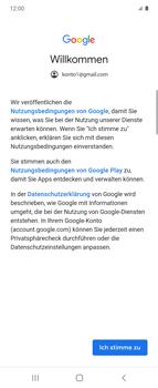 Samsung Galaxy Z flip - E-Mail - 032a. Email wizard - Gmail - Schritt 11