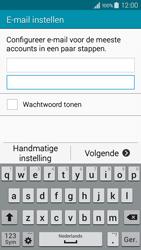 Samsung A300FU Galaxy A3 - E-mail - Handmatig instellen - Stap 7