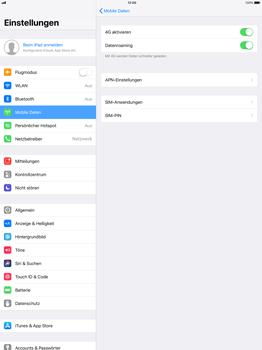Apple iPad Pro 12.9 inch - Ausland - Im Ausland surfen – Datenroaming - 8 / 10