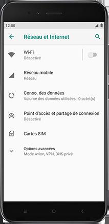 Xiaomi Redmi S2 - Internet - Configuration manuelle - Étape 5