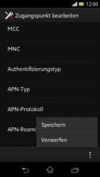 Sony Xperia L - Internet - Manuelle Konfiguration - Schritt 15