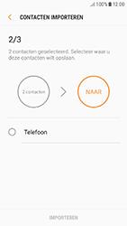 Samsung galaxy-j5-2017-sm-j530f-android-oreo - Contacten en data - Contacten kopiëren van SIM naar toestel - Stap 12