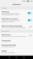 Huawei P9 Lite - Internet - Manuelle Konfiguration - Schritt 8