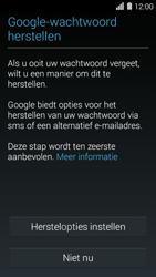Huawei Ascend Y550 - apps - account instellen - stap 13