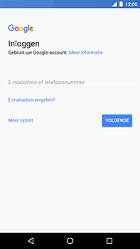 Android One GM5Plus DS - E-mail - handmatig instellen (gmail) - Stap 8
