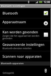 HTC A6363 Legend - Bluetooth - headset, carkit verbinding - Stap 10
