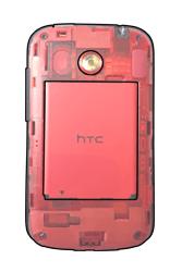 HTC A320e Desire C - SIM-Karte - Einlegen - Schritt 5