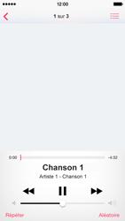Apple iPhone 5 - Photos, vidéos, musique - Ecouter de la musique - Étape 5